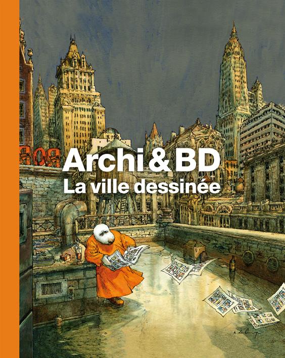 Affiche Archi et BD