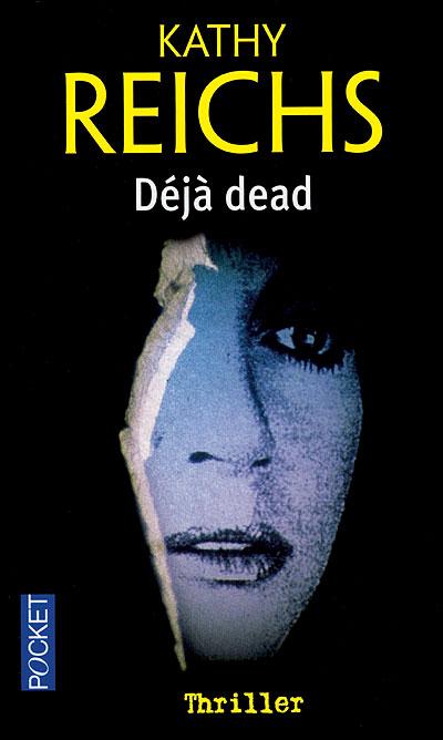 couverture Déjà Dead