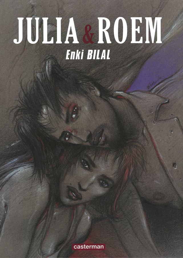 Couverture Julia & Roem