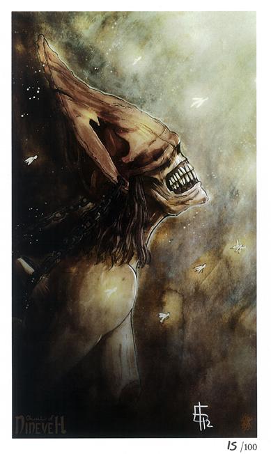 Ex-Libris Ghouls of Nineveh