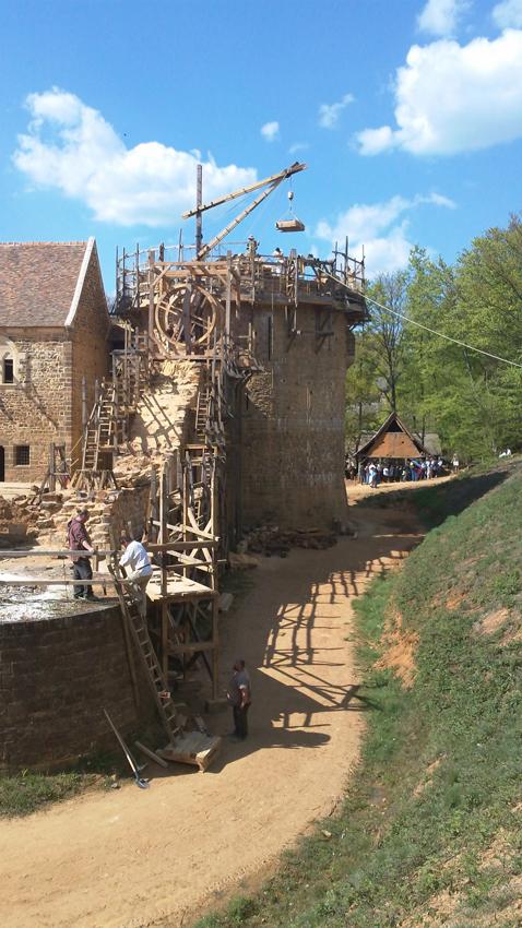 Guedelon 2011