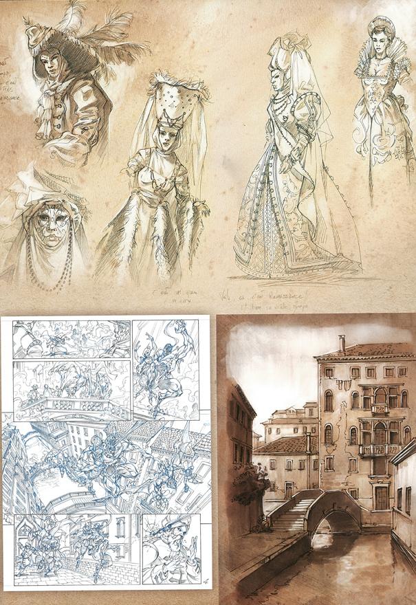 Cahier La Licorne T3