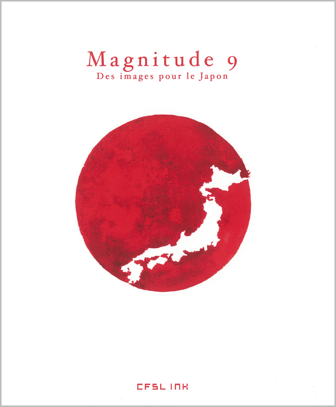 Couverture Magnitude 9