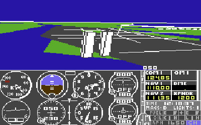 Flight simulator 3